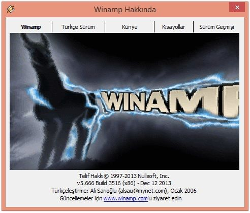 Winamp PRO 5.666 Build 3516 Final